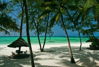 Beach Resort, Pongwe Beach, Zanzibar Island, Tanzania, Africa, 2007