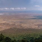 Ngorongoro Crater Panorama