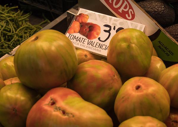 Valencian Tomatoes