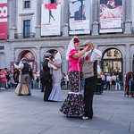 Dancing at the Teatro Real