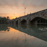 Puente del Mar at Sunrise