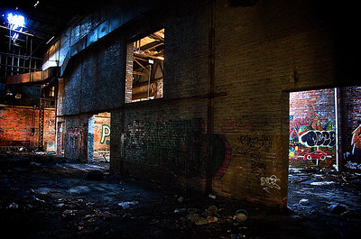 Globe Trading Company Building, Warehouse District, Downtown Detroit