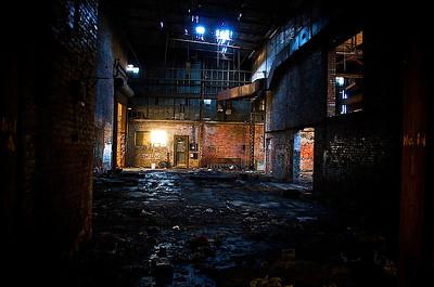 Detroit Scenes