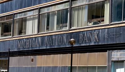 Former Michigan National Bank Building, Downtown Detroit