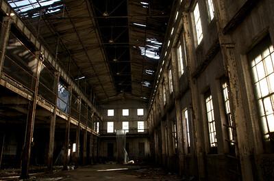 Detroit Trading Company Building, Warehouse District, Downtown Detroit