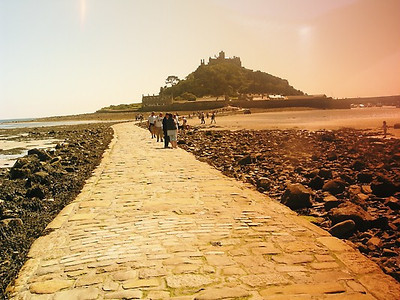 St, Michaels Mount, Cornwall