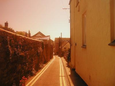 Marazion street, Cornwall