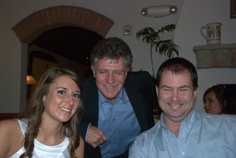 Kyrstyn, Chris and me 2011