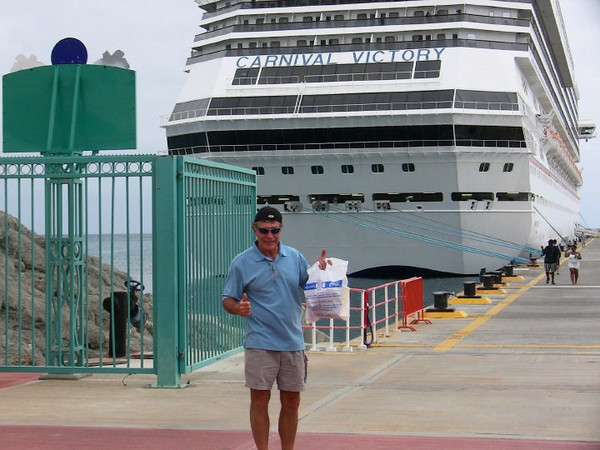 Carnival Victory 2011 St. Lucia