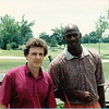 Me and Mike Southwind Golf Course a long time ago...15 years