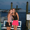 My daughter and friend in Destin 2009