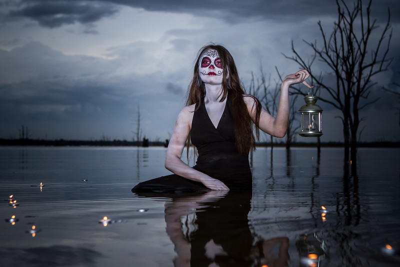Make up: Vicki Long<br /> Photo: Robert Long