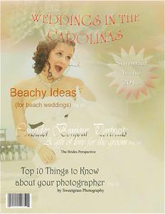 Bridal magazine coming soon