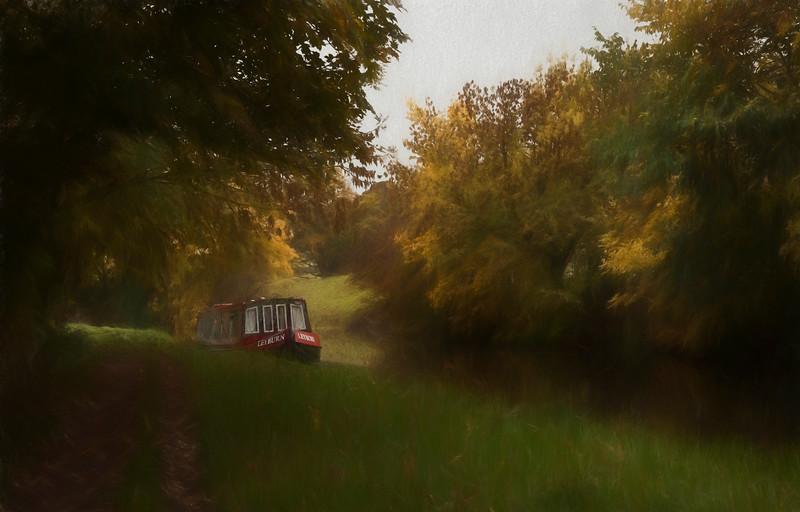 Kildwick in Autumn