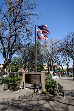 Yavapi County Service Flag Memorial