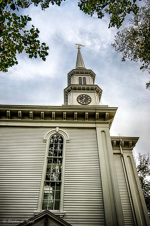 First Congregational Church in Falmouth