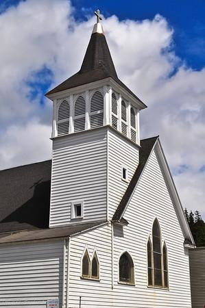St. John's Episcopal Church of Ketchikan, Alaska