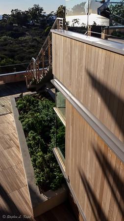 J. Craig Venter Institute - Deck & Central Courtyard Ocean View