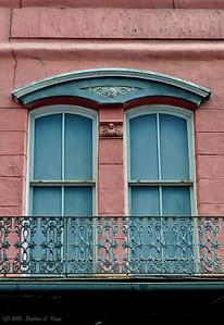 New Orleans Window Details