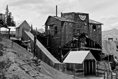 Abandoned Colorado Mine