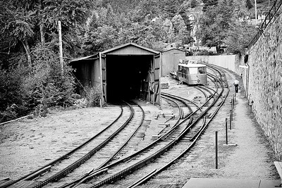 Pike's Peak Cog Railway Yard