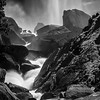 Below Vernal Falls