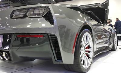 2015 Model Corvette