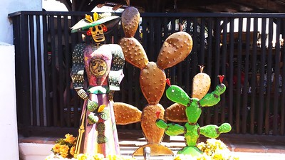 Mexican/Cactii Art