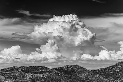 White Meringue Clouds