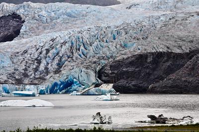 Mendenhall Lake & Glacier