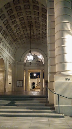 Pasadena City Hall Entrance Lobby 1