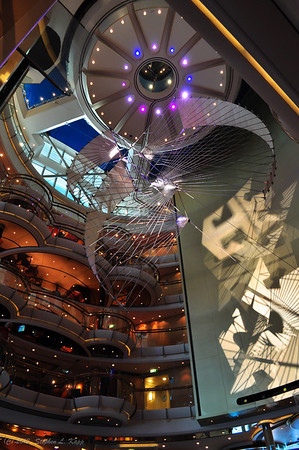 Radiance of the Seas - Centrum