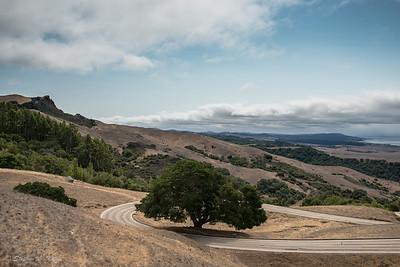 San Simeon Hills
