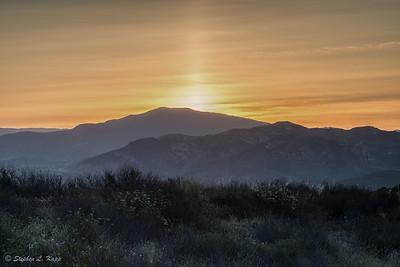 East County Sunrise
