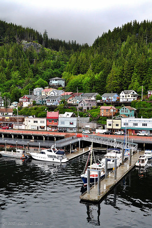Ketchikan Harbor, Alaska