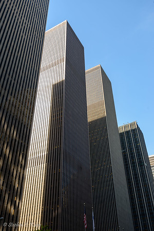 6th Avenue High Rise Office Towers