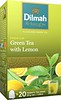 500899DILMAH 20/1.5g/12 Gr.tea with Lemon tag.tbag9312631163506