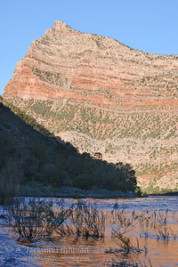 Green River Morning, Whirlpool Canyon, Utah, June 2008.
