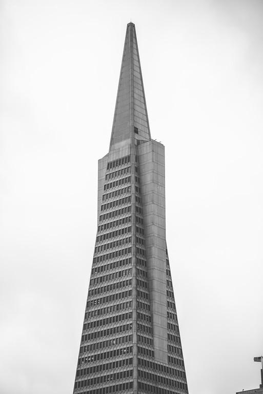 Transamerican Pyramid, SF