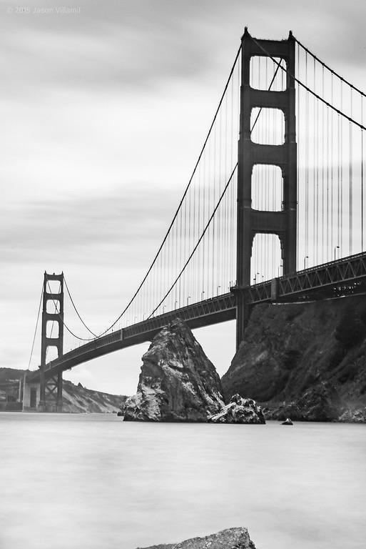 Golden Gate Portrait