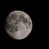 Moon as seen from Denmark