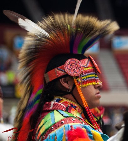 Red Earth Dancing Competition at Cox Center, Oklahoma City, OK