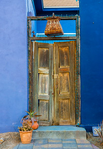 Colored Door 2