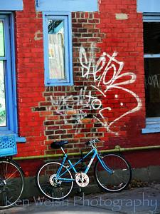 """Saetor""  Montreal © Copyright Ken Welsh"