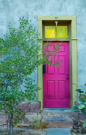 Colored Door 1
