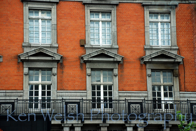 """Windows on Dublin""<br /> <br />  © Copyright Ken Welsh"