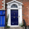 """Dark Blue in Dublin""<br /> <br />  <br /> © Copyright Ken Welsh"