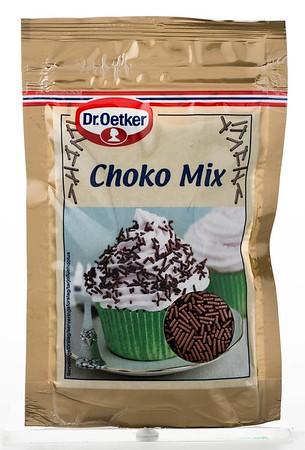 308899 Dr.OETKER Šokolaadiströslid Choko Mix 50g (18) 5701073063675