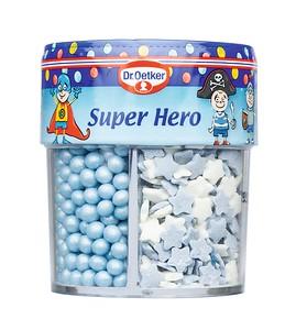 303599Dr.OETKER Super Hero dekooride valik 76g5701073064481