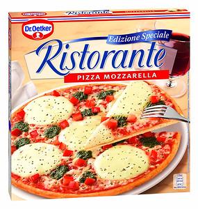 300399 Dr. Oetker mozzarella, 5900437164908,  7*325 gr